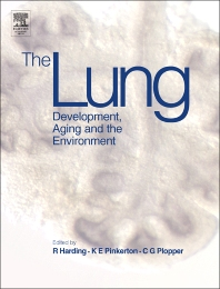The Lung - 1st Edition - ISBN: 9780123247513, 9780080481357