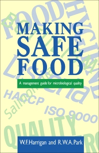 Cover image for Making Safe Food