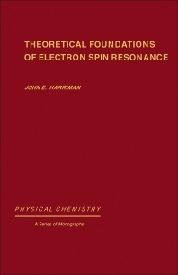 Theoretical Foundations of Electron Spin Resonance - 1st Edition - ISBN: 9780123263506, 9781483191669
