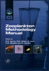 Cover image for ICES Zooplankton Methodology Manual