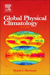 Global Physical Climatology, 2nd Edition,Dennis Hartmann,ISBN9780123285317
