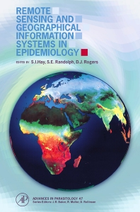 Cover image for Remote Sensing and Geographical Information Systems in Epidemiology