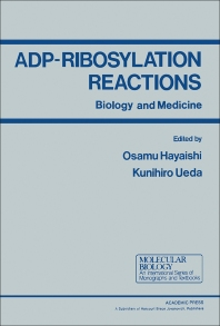 ADP-Ribosylation Reactions  - 1st Edition - ISBN: 9780123336606, 9780323142991