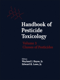 Cover image for Classes of Pesticides
