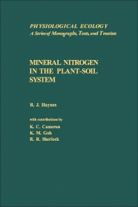 Mineral Nitrogen In The Plant-Soil System - 1st Edition - ISBN: 9780123349101, 9780323148160