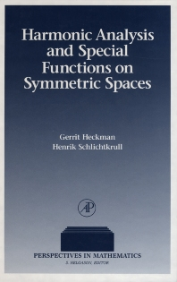 Cover image for Harmonic Analysis and Special Functions on Symmetric Spaces