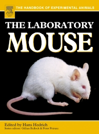 Cover image for The Laboratory Mouse