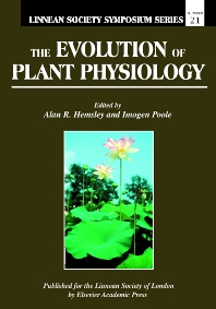 Cover image for The Evolution of Plant Physiology