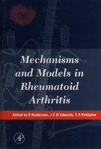 Cover image for Mechanisms and Models in Rheumatoid Arthritis