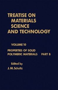 Properties of Solid Polymeric Materials - 1st Edition - ISBN: 9780123418418, 9781483218335