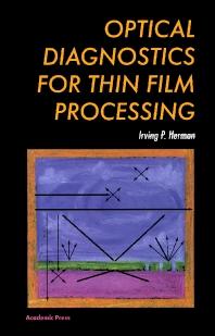Cover image for Optical Diagnostics for Thin Film Processing