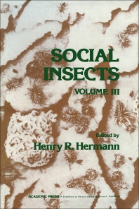 Social Insects V3 - 1st Edition - ISBN: 9780123422033, 9780323148962