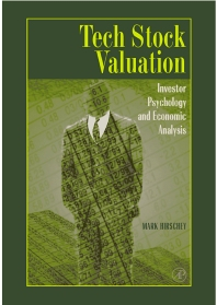 Tech Stock Valuation - 1st Edition - ISBN: 9780123497048, 9780080492339