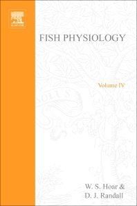 Cover image for Fish Physiology