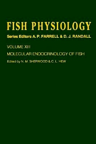 Cover image for Molecular Endocrinology of Fish
