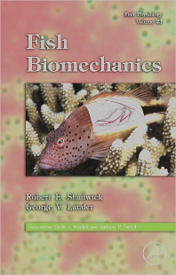 Cover image for Fish Physiology: Fish Biomechanics
