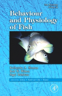 Cover image for Fish Physiology: Behaviour and Physiology of Fish