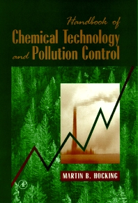 Handbook of Chemical Technology and Pollution Control - 1st Edition - ISBN: 9780123508119, 9781483293721