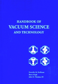 Cover image for Handbook of Vacuum Science and Technology