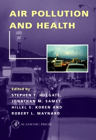 Cover image for Air Pollution and Health