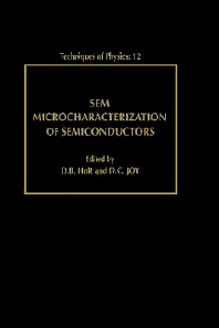 Cover image for SEM Microcharacterization of Semiconductors