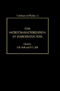 SEM Microcharacterization of Semiconductors - 1st Edition - ISBN: 9780123538550, 9781483288673