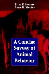 A Concise Survey of Animal Behavior, 1st Edition,Erik Honore,Peter Klopper,ISBN9780123550651