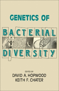 Genetics of Bacterial Diversity - 1st Edition - ISBN: 9780123555748, 9781483273556