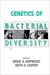 Cover image for Genetics of Bacterial Diversity