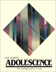 Adolescence - 1st Edition - ISBN: 9780123555809, 9781483265650