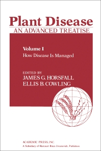 Plant Disease: An Advanced Treatise - 1st Edition - ISBN: 9780123564016, 9780323148382