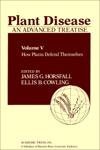 Plant Disease: An Advanced Treatise - 1st Edition - ISBN: 9780123564054, 9780323146227