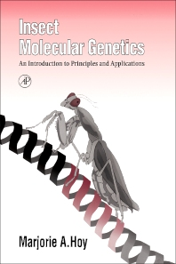 Cover image for Insect Molecular Genetics