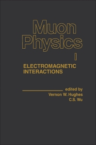 Cover image for Muon Physics
