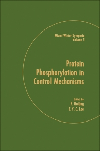 Protein Phosphorylation in Control Mechanisms - 1st Edition - ISBN: 9780123609502, 9780323155342