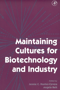 Cover image for Maintaining Cultures for Biotechnology and Industry