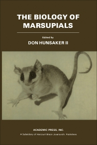 The Biology of Marsupials - 1st Edition - ISBN: 9780123622501, 9780323146203