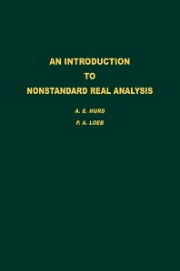 Cover image for An Introduction to Nonstandard Real Analysis