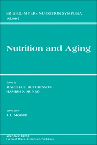 Nutrition and Aging - 1st Edition - ISBN: 9780123628756, 9780323138673