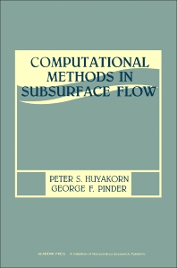 Cover image for Computational Methods in Subsurface Flow