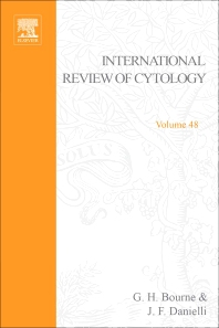 International Review of Cytology - 1st Edition - ISBN: 9780123643483, 9780080585857