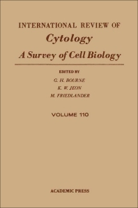 International Review of Cytology - 1st Edition - ISBN: 9780123645104, 9780080586472