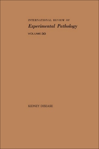 International Review of Experimental Pathology - 1st Edition - ISBN: 9780123649300, 9781483281704