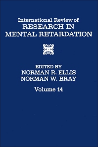 International Review of Research in Mental Retardation - 1st Edition - ISBN: 9780123662149, 9780080857923