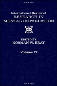 International Review of Research in Mental Retardation - 1st Edition - ISBN: 9780123662170, 9780080857954