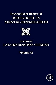 International Review of Research in Mental Retardation - 1st Edition - ISBN: 9780123918116, 9780080544281