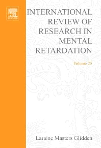 International Review of Research in Mental Retardation - 1st Edition - ISBN: 9780123662255, 9780080495699