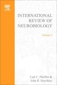 International Review of Neurobiology - 1st Edition - ISBN: 9780123668035, 9780080857374