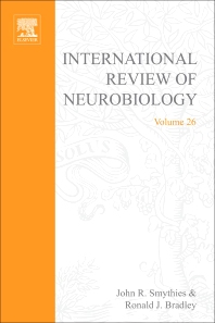 International Review of Neurobiology - 1st Edition - ISBN: 9780123668264, 9780080857602