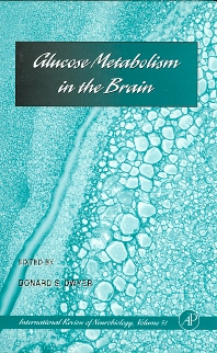 Cover image for Glucose Metabolism in the Brain